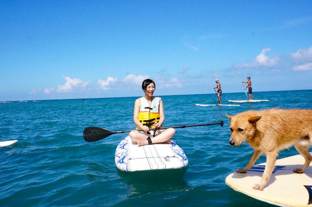 【台東】部落SUP|在衝浪板上親吻大海